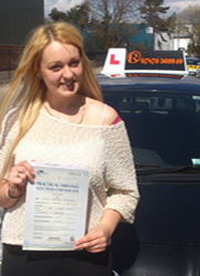 Driving Lessons in Alfreton