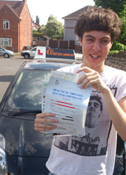 Driving Lessons in Sutton in Ashfield