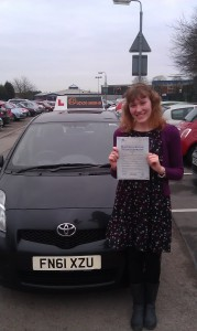 Driving Lessons Kirkby in Ashfield - Holly Smith
