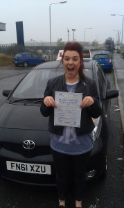 Driving Lessons Mansfield - Ellie Flynn