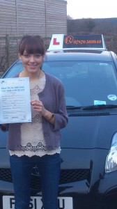 Driving Lessons Mansfield - Lorna Towndrow