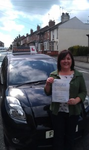 Driving Lessons Mansfield - Sonia Nowicki