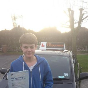 Driving Lessons Mansfield Woodhouse - Ashley Jennison