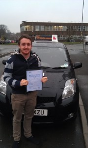 Driving Lessons Sutton in Ashfield - Daniel Hendrie