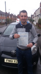Driving Lessons in Mansfield - Clint Walters