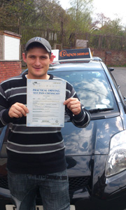 Driving Lessons in Mansfield - Neil Wass