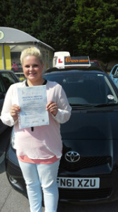 Driving Lessons in Mansfield Woodhouse - Laura Smith