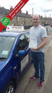 Driving lessons in Kirkby in Ashfield