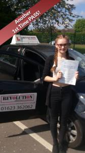 Driving lessons in Kirkby