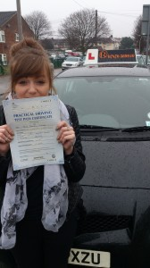 Driving Lessons in Mansfield - Beth Walker