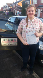Driving Lessons in Mansfield