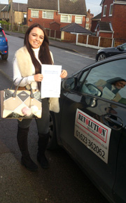 Driving Lessons in Shirebrook