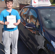 Another 1st time pass