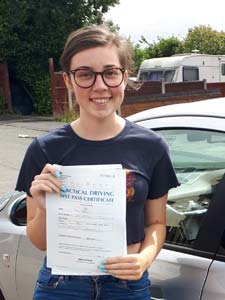 Driving Lessons Sutton in Ashfield